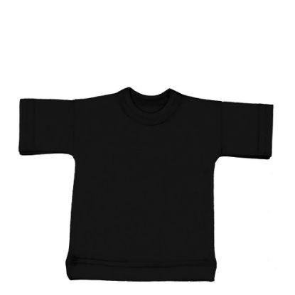 Picture of Cotton T-Shirt (Mini) BLACK