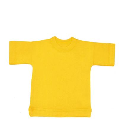 Picture of Cotton T-Shirt (Mini) YELLOW
