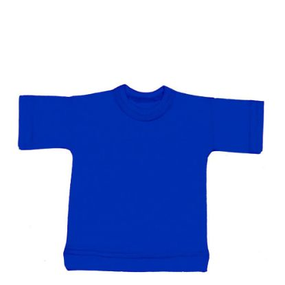 Picture of Cotton T-Shirt (Mini) ROYAL BLUE