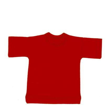 Picture of Cotton T-Shirt (Mini) RED