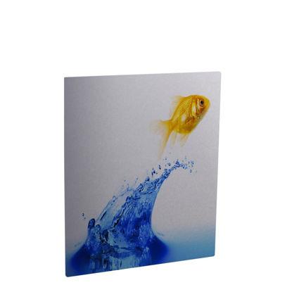 Εικόνα της ALUMINUM SUBLI (0.45mm) 30x60cm SILVER gloss