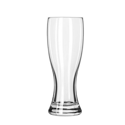 Picture of Beer Glass - Weizen 15oz - Clear