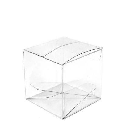Picture of BOX - MUG 11oz.(TRANSPARENT) PVC Plastic