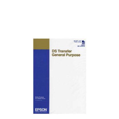 Picture of EPSON SUBLI-PAPER (A4 100sh.) 21x29.7cm - 87gr.