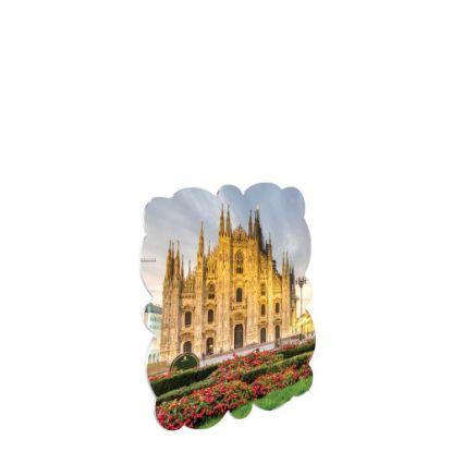 Εικόνα της CREATIVE (ALU) MILAN WHITE GLO.-20.32x20.32