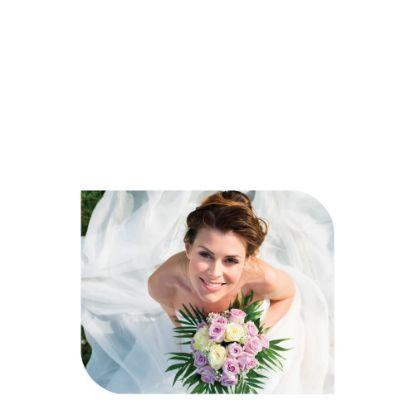 Εικόνα της CREATIVE (ALU) FIJI WHITE GLO.-20.32x20.32