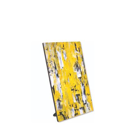Εικόνα της KICK STAND PANEL - GLOSS WHITE (25.4x20.3) TEXTURE