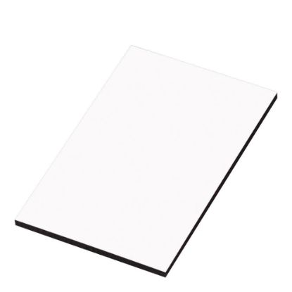 Picture of BIG PANEL- MDF GLOSS white (124x215) 15.88mm
