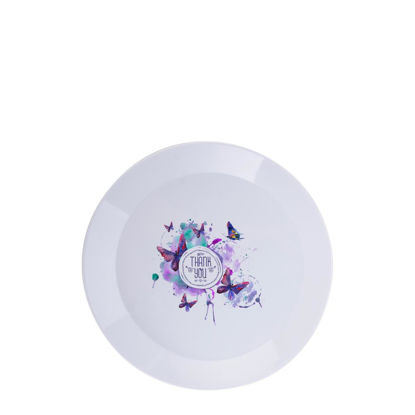 """Picture of KIDS - PLATE 7.5"""" polymer"""