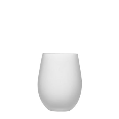 Picture of WINE GLASS Stemless 20oz - Frosted
