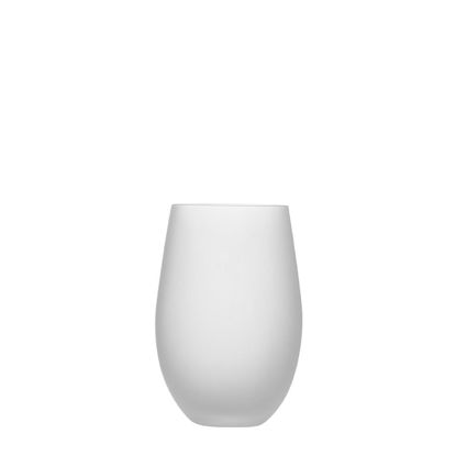 Picture of WINE GLASS Stemless 17oz - Frosted