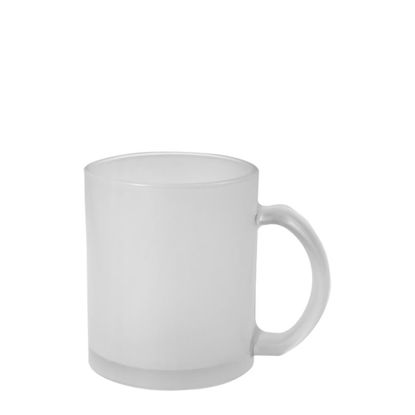 Picture of MUG GLASS - 10oz Frosted