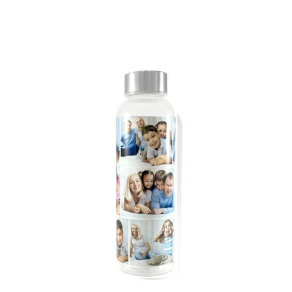 Picture of GLASS BOTTLE 270ml (with Patch FULL)