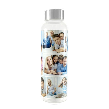 Picture of GLASS BOTTLE 370ml (with Patch FULL)