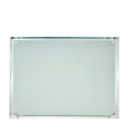Εικόνα της GLASS CRYSTAL FRAME - 10mm - 390x290