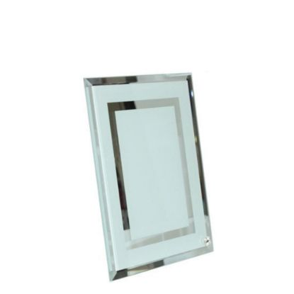 Εικόνα της GLASS FRAME - 5mm - 23x18 mirror edge