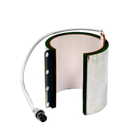 Picture of Heater with Frame 12oz Enamel (4 pins male) for ARC