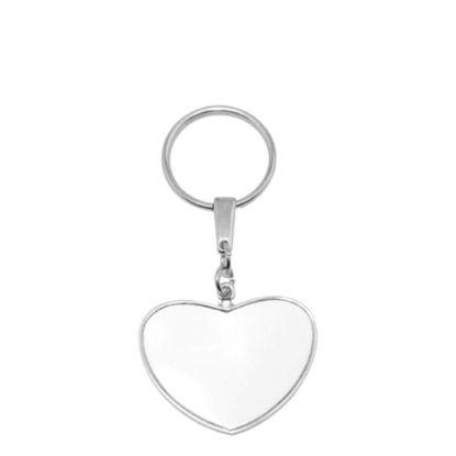 Εικόνα της KEY-RING - METAL (Big Heart)