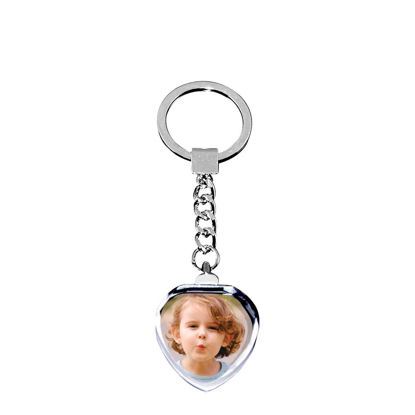 Picture of KEY-RING - CRYSTAL (Heart)