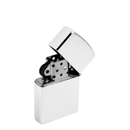Picture of Lighter (Metal white) full