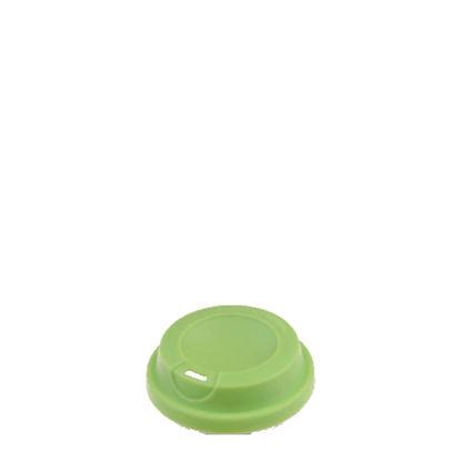 Εικόνα της TUMBLER - ECO CERAMIC LIPS - GREEN