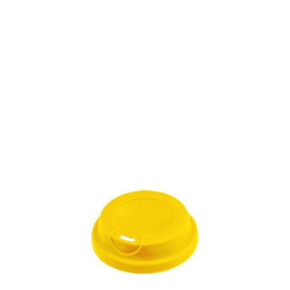 Εικόνα της TUMBLER - ECO CERAMIC LIPS - YELLOW