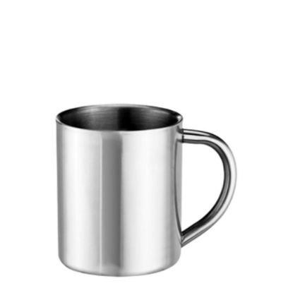 Εικόνα της Stainless Steel Mug 11oz - SILVER