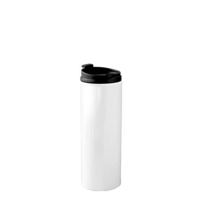 Picture of Straight Bottle 14oz (White)