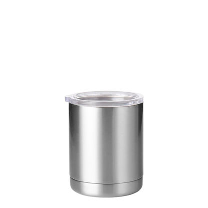 Picture of THERMO BOTT. 10oz (STAINLESS) YETI/SIL.Lowbal