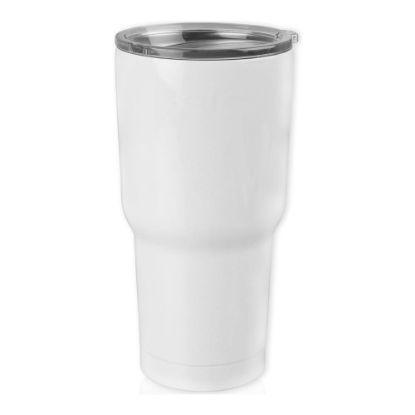 Εικόνα της Yeti 30oz - WHITE with Clear Cup