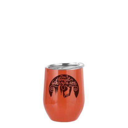 Εικόνα της Stemless Cup 12oz (Orange)