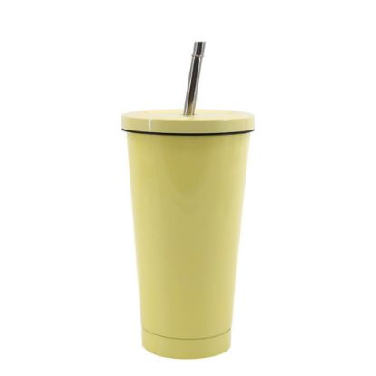 Picture of STARBUCKS CUP - D.WALL 16 oz. YELLOW