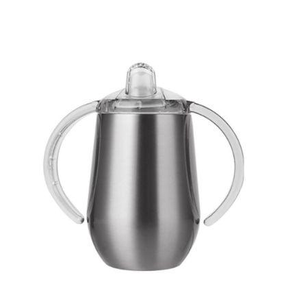 Εικόνα της SIPPY CUP INSULATED with Spout - 300ml SILVER