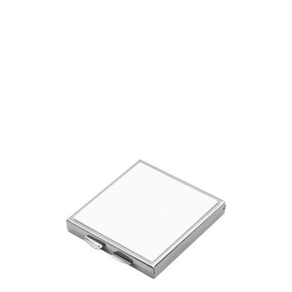 Picture of MIRROR - SQUARE (6x6cm) silver