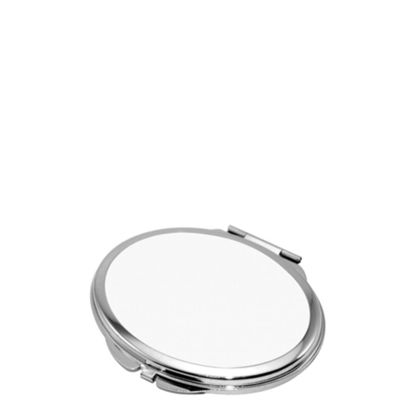 Picture of MIRROR - OVAL silver