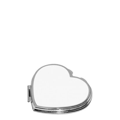 Picture of MIRROR - HEART silver