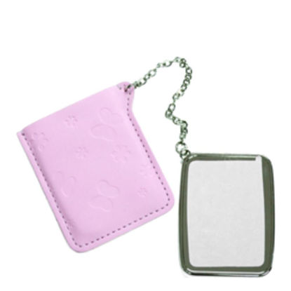 Picture of MIRROR - RECTANGULAR with leather case