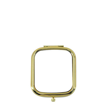 Picture of MIRROR - SQUARE gold
