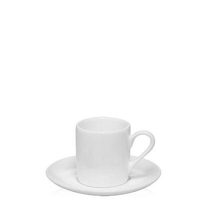 Εικόνα της MUG WHITE/GLOSS -  4.0oz (Coffee Set)ear