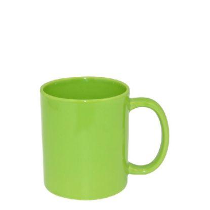 Εικόνα της MUG 11oz - FULL COLOR - GREEN LIGHT gloss