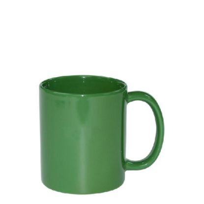 Εικόνα της MUG 11oz - FULL COLOR - GREEN gloss