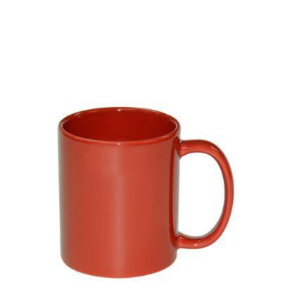 Εικόνα της MUG 11oz - FULL COLOR - RED gloss
