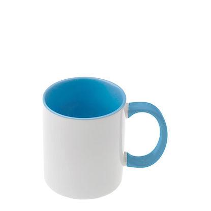 Picture of MUG 11oz - INNER & HANDLE - BLUE LIGHT