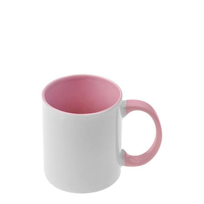 Picture of MUG 11oz - INNER & HANDLE - PINK