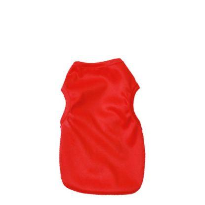 Εικόνα της PET CLOTH - Waistcoat (S) RED