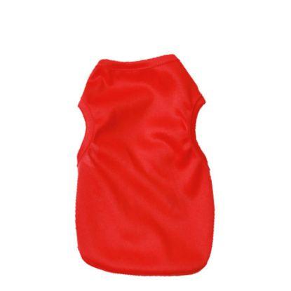 Εικόνα της PET CLOTH - Waistcoat (M) RED
