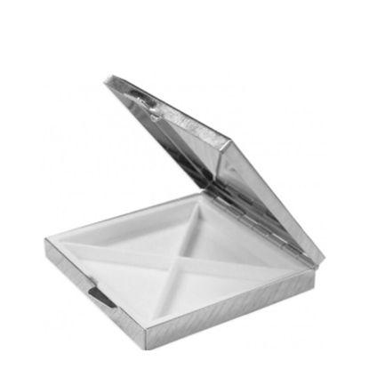 Picture of PILL BOX SQUARE silver