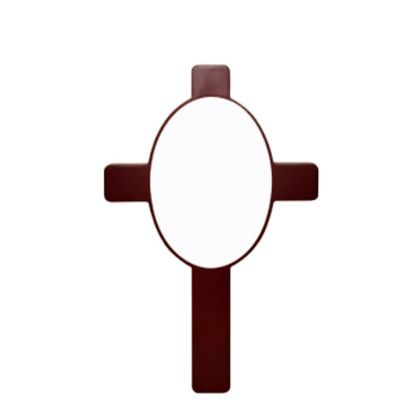Picture of CROSS PLAQUE (OVAL)