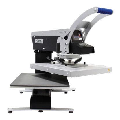 Picture of SEFA Heat Press 40x50cm (Swing auto-Open) ROTEX LITE