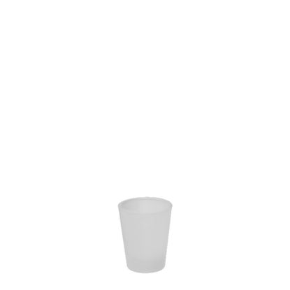 Picture of MUG GLASS -  1.5oz/SHOT Frosted